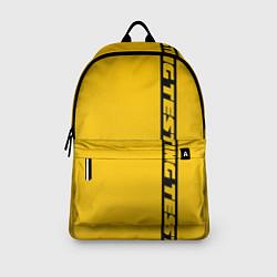 Рюкзак ASAP Rocky: Yellow Testing цвета 3D-принт — фото 2