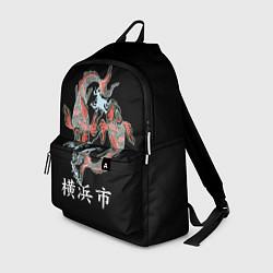 Рюкзак Иокогама цвета 3D — фото 1