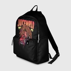 Рюкзак Juice WRLD цвета 3D-принт — фото 1