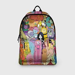 Рюкзак Adventure time цвета 3D-принт — фото 2