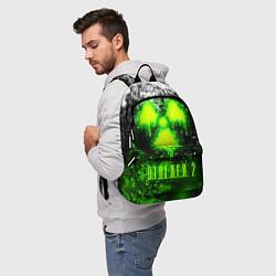 Рюкзак S T A L K E R 2 цвета 3D-принт — фото 2