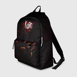 Рюкзак Korn цвета 3D-принт — фото 1