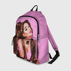 Рюкзак Ariana Grande Ариана Гранде цвета 3D-принт — фото 1