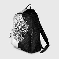 Рюкзак Hollow Knight цвета 3D-принт — фото 1
