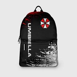 Рюкзак UMBRELLA CORPORATION цвета 3D-принт — фото 2