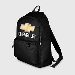 Рюкзак CHEVROLET цвета 3D-принт — фото 1