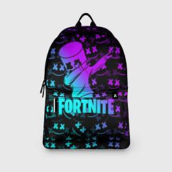 Рюкзак FORTNITE X MARSHMELLO цвета 3D-принт — фото 2