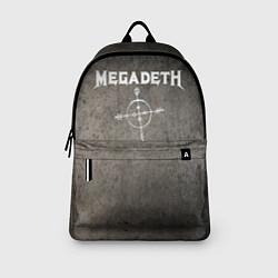 Рюкзак Megadeth цвета 3D-принт — фото 2