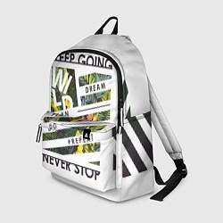 Рюкзак Off-White: Keep Going цвета 3D-принт — фото 1