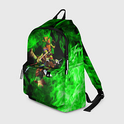 Рюкзак Черепашки-ниндзя цвета 3D-принт — фото 1