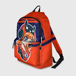 Рюкзак Ladybug BEA цвета 3D — фото 1