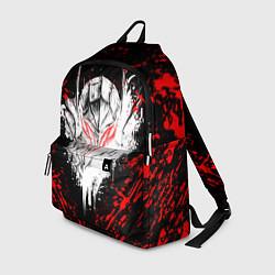 Рюкзак BERSERK цвета 3D-принт — фото 1