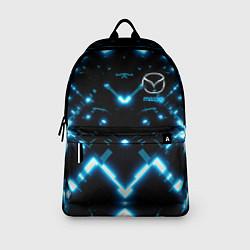 Рюкзак MAZDA цвета 3D-принт — фото 2