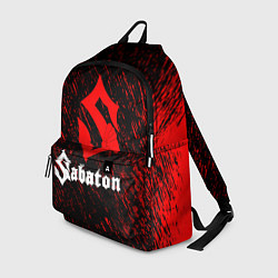 Рюкзак Sabaton цвета 3D — фото 1