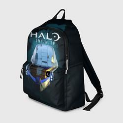 Рюкзак Halo Infinite цвета 3D — фото 1