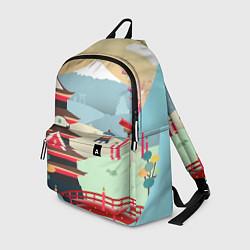 Рюкзак Tokyo цвета 3D-принт — фото 1