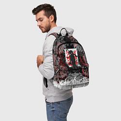 Рюкзак Итачи цвета 3D — фото 2