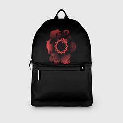 Рюкзак 7 смертных грехов цвета 3D-принт — фото 2