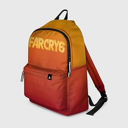 Рюкзак FarCry6 цвета 3D-принт — фото 1