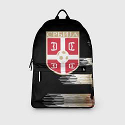 Рюкзак Сборная Сербии цвета 3D-принт — фото 2