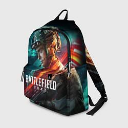 Рюкзак BATTLEFIELD 2042 Батлфилд цвета 3D-принт — фото 1