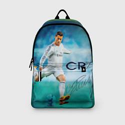 Рюкзак CR Ronaldo цвета 3D-принт — фото 2