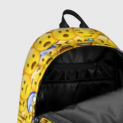 Рюкзак Emoji цвета 3D-принт — фото 2