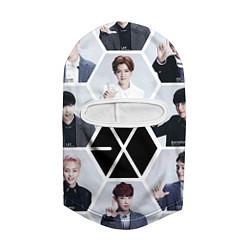 Балаклава EXO Boys цвета 3D-белый — фото 2