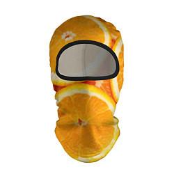 Балаклава Апельсин цвета 3D-черный — фото 1
