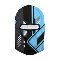 Маска-балаклава с принтом CS:GO Vulcan, цвет: 3D-черный, артикул: 10086020005002 — фото 2
