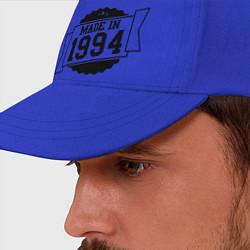 Бейсболка Made in 1994 цвета синий — фото 2