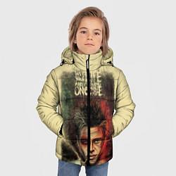 Куртка зимняя для мальчика This is your life цвета 3D-черный — фото 2