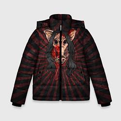 Куртка зимняя для мальчика He is everyone цвета 3D-черный — фото 1