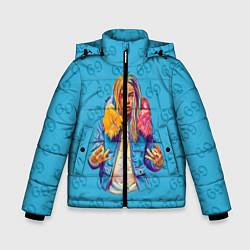 Куртка зимняя для мальчика 6IX9INE 69 - фото 1
