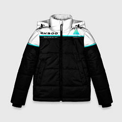 Куртка зимняя для мальчика Detroit: RK900 цвета 3D-черный — фото 1