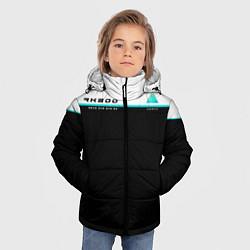 Куртка зимняя для мальчика Detroit: RK800 цвета 3D-черный — фото 2