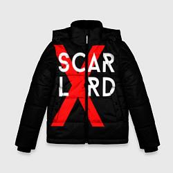 Куртка зимняя для мальчика Scarlxrd Logo - фото 1