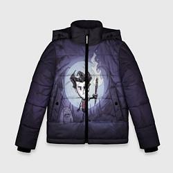 Куртка зимняя для мальчика Wilson under the moon - фото 1