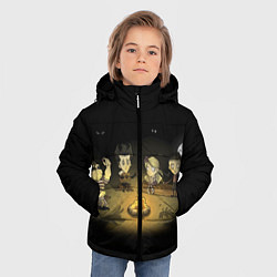 Куртка зимняя для мальчика Don't Starve campfire - фото 2