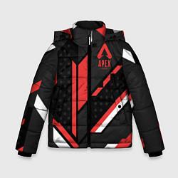 Куртка зимняя для мальчика Apex Cyrex цвета 3D-черный — фото 1
