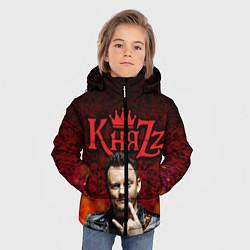 Куртка зимняя для мальчика Князь цвета 3D-черный — фото 2