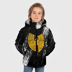 Куртка зимняя для мальчика Wu-Tang Clan цвета 3D-черный — фото 2