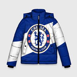 Куртка зимняя для мальчика Chelsea SPORT цвета 3D-черный — фото 1