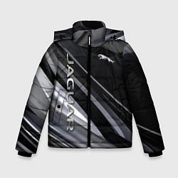 Куртка зимняя для мальчика Jaguar Ягуар цвета 3D-черный — фото 1