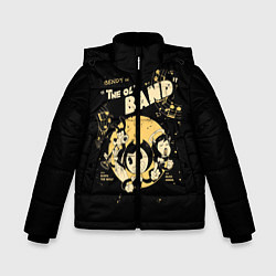 Куртка зимняя для мальчика Bendy And The Ink Machine цвета 3D-черный — фото 1