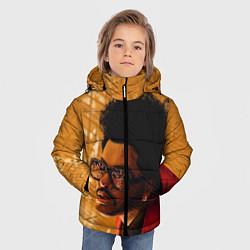 Куртка зимняя для мальчика After Hours - The Weeknd цвета 3D-черный — фото 2