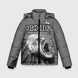 Куртка зимняя для мальчика The Prodigy: Madness цвета 3D-черный — фото 1