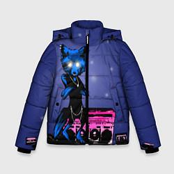 Куртка зимняя для мальчика The Prodigy: Night Fox цвета 3D-черный — фото 1