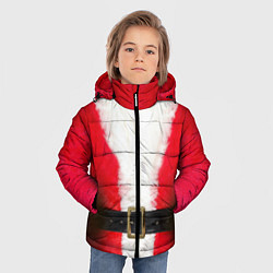 Куртка зимняя для мальчика Дед мороз - фото 2