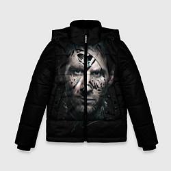 Куртка зимняя для мальчика Messi Black цвета 3D-черный — фото 1